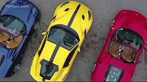 Ferrari at Monterey Car Week 2016
