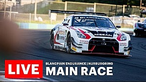 2016 Blancpain Endurance Series - Nurburgring - Main Race - Live