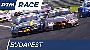Di Resta & Da Costa side by side - DTM Budapest 2016
