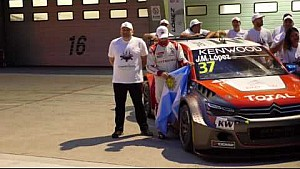 Citroen's time to celebrate | WTCC Manufactures champions 2016