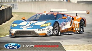Ford GT Faces Final Test at Petit Le Mans | IMSA | Ford Performance