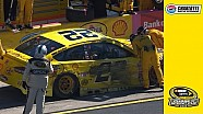 Two Chase contenders have issues at the same time