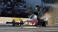 NHRA Top Fuel pilot Antron Brown scores the No. 1 in Texas