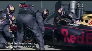 What can Max Verstappen and Daniel Ricciardo do in 1.92 seconds?