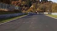 韩岳驾驶Mini两轮挑战纽博格林北环无删减视频