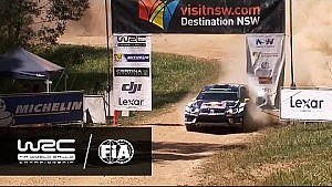 Rally Australia 2016: HIGHLIGHTS Power Stage SS23