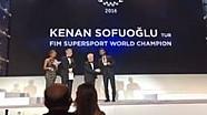 2016 FIM Ödül Töreni, Kenan Sofuoğlu