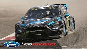 Ford Focus RS RX and Andreas Bakkerud Dominate Argentina | FIA World Rallycross | Ford Performance