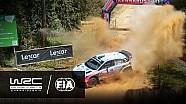 Rally Australia 2016: especial tomas aéreas