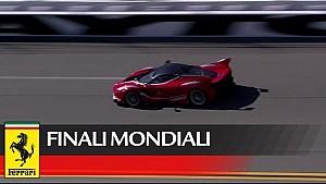 Finali Mondiali - Impressive FXX K on Daytona's banks