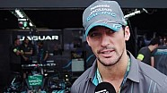 David Gandy and Panasonic Jaguar Racing - Formula E