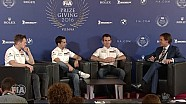 Porsche WEC champions press conference at FIA Prize Giving