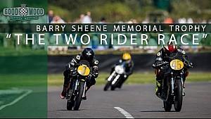 McGuinness v Dunlop | TT legends battle at Revival