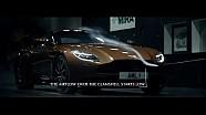 Die Aerodynamik des Aston Martin DB11