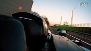 尼科·罗斯伯格最后一次驾驶梅赛德斯W07赛车车载视频