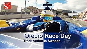 Marcus Ericsson - Örebro Race Day 2016