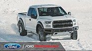 Ken Block ve 2017 Ford F-150 Raptor' | Ford Performance