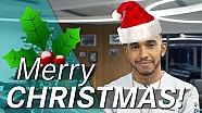 Lewis Hamilton'dan Mutlu Noeller!