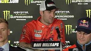 Davi Millsaps talks 2013 A1 victory - Anaheim 1 Press Conference