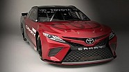 New look for JGR hits the stage at Detroit Auto Show