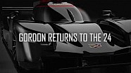 The Return To 24 - Jeff Gordon Returns