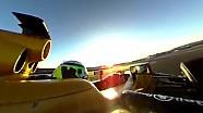 Primera vuelta de Nico Hülkenberg en el R.S.16