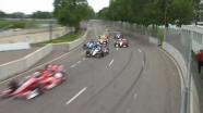 2012 - IndyCar - Detroit - Race