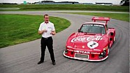Testing the Porsche 935 