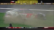 Bobby Labonte Goes Into The Wall - Kansas - 10/21/2012