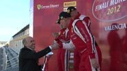 Finali Mondiali Ferrari 2012 - Ferrari Challenge NA/APAC - Race-1 Coppa Shell