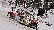 Citron WRC 2013 - Rallye Monte-Carlo - Jour 1