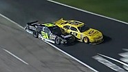Sam Hornish Jr. and Jeremy Clements collide at Texas!!