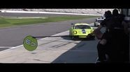 Grand AM Daytona 2013 - Porsche - Youth meets experience