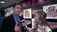 Talladega Qualifying Cancelled,Carl Edwards