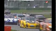 ADAC GT MASTERS Hockenheim 2013: 2 massive crashes