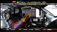 NASCAR Kyle Busch hits the wall | Texas Motor Speedway (2013)