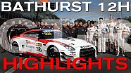 GT-R Returns to Bathurst 12HR - 2014 Race Highlights (Warning: Dramatic!)