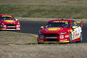 Supercars Race report Sydney Supercars: Coulthard wins, McLaughlin penalised