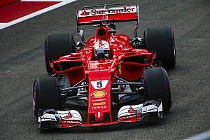 Forma-1 Motorsport.com hírek Vettel nem hiszi el, hogy milyen időt ment Szingapúrban