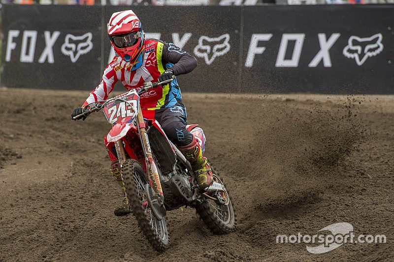 Video: Gajser in ziekenhuis na zware crash