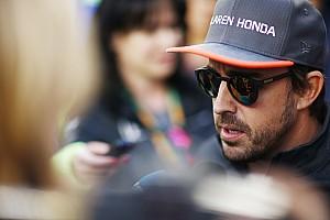 Alonso: surpreso com impacto de ida para Indy 500 nos EUA