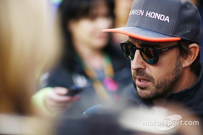 """Alonso: """"Espero que con 75 años no me pregunten si me arrepiento de dejar Ferrari"""""""