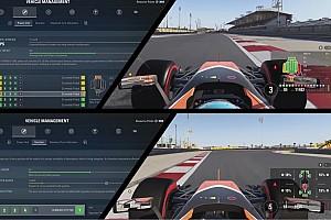 Sim racing BRÉKING F1 2017: füstöljön el alattad a Honda, mint a valóságban!
