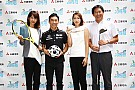 IndyCar 佐藤琢磨、MARUNOUCHI SPORTS FES 2017に登場。体力測定に挑戦