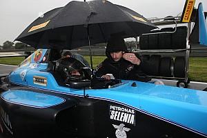 """Formel 4 Interview Giacomo Bianchi: """"Ein tröstender und wichtiger Punkt für die Zukunft"""""""