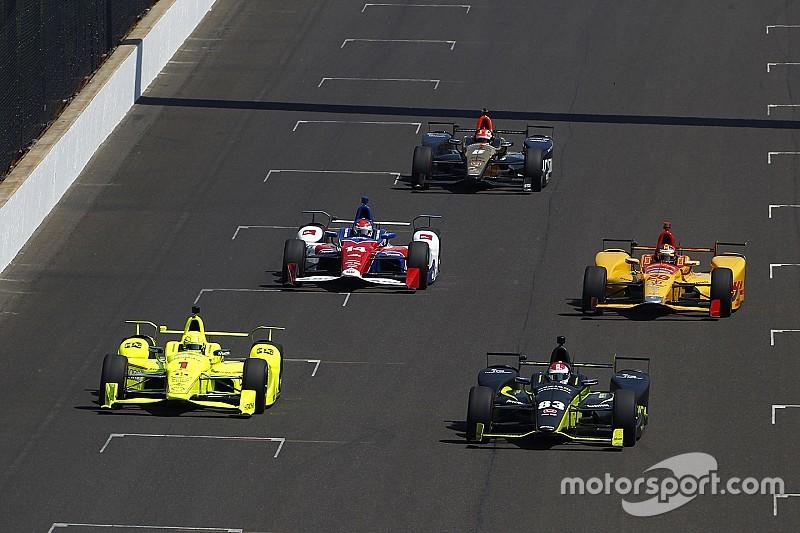 Indy 500 2017: Startaufstellung