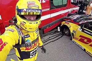 WTCC Noticias de última hora Vídeo: el accidente de Coronel contra los bomberos tuvo 25G