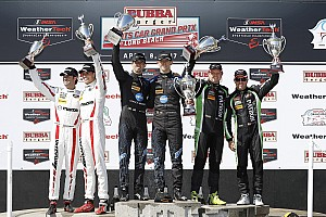 IMSA Race report Long Beach IMSA SportsCar: Cadillac wins, Nissan stars, chaos reigns