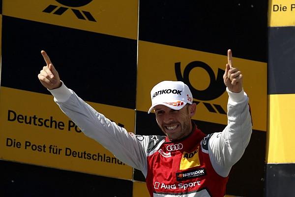 DTM News DTM 2017: Audi-Fahrer Rene Rast
