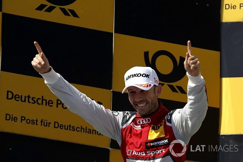 """DTM 2017: Audi-Fahrer Rene Rast """"übertrifft die Erwartungen"""""""
